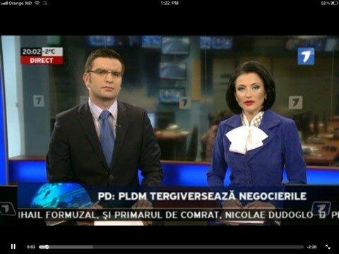 Открытая атака на СМИ в Молдове организована Плахотнюком?