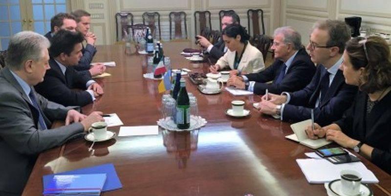 Парламентская делегация Италии заверила Климкина в поддержке территориальной целостности Украины, - МИД