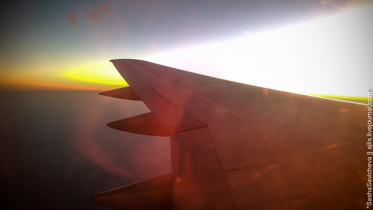 Отзыв о полете на чартере Azur Air