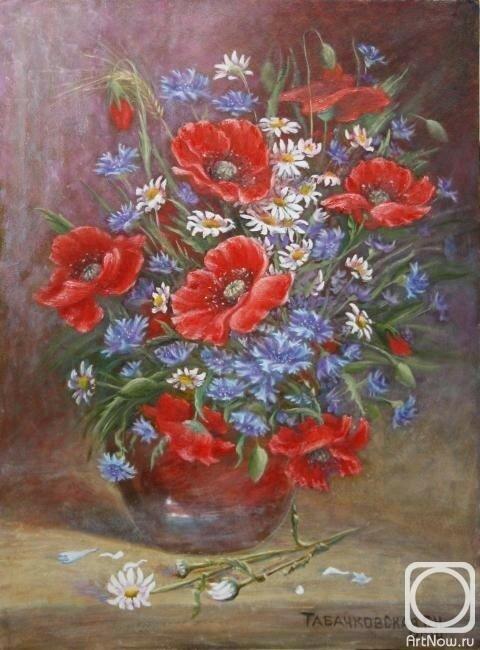 Разве мало цветов, чтоб дарили... Кудряшова-Табачковская Галина Николаевна