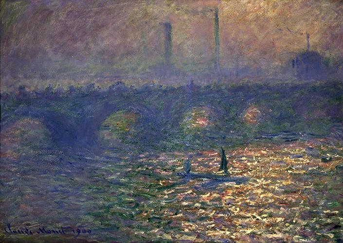1900 Claude Monet