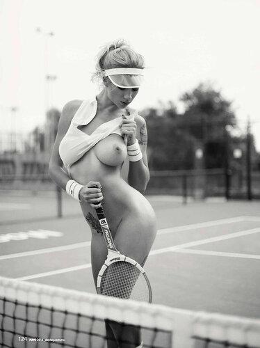 Спортивные девушки. 18+