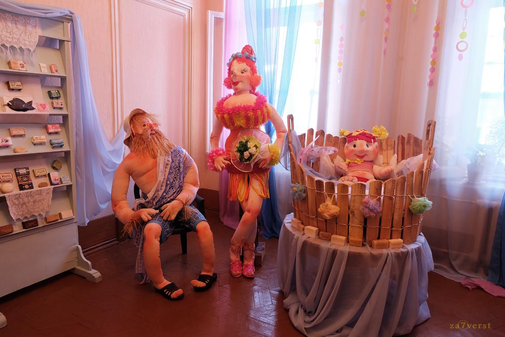 Дом-особняк М.А. Павлова в Шуе, выставка