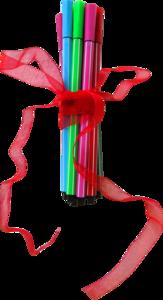 разноцветные ручки