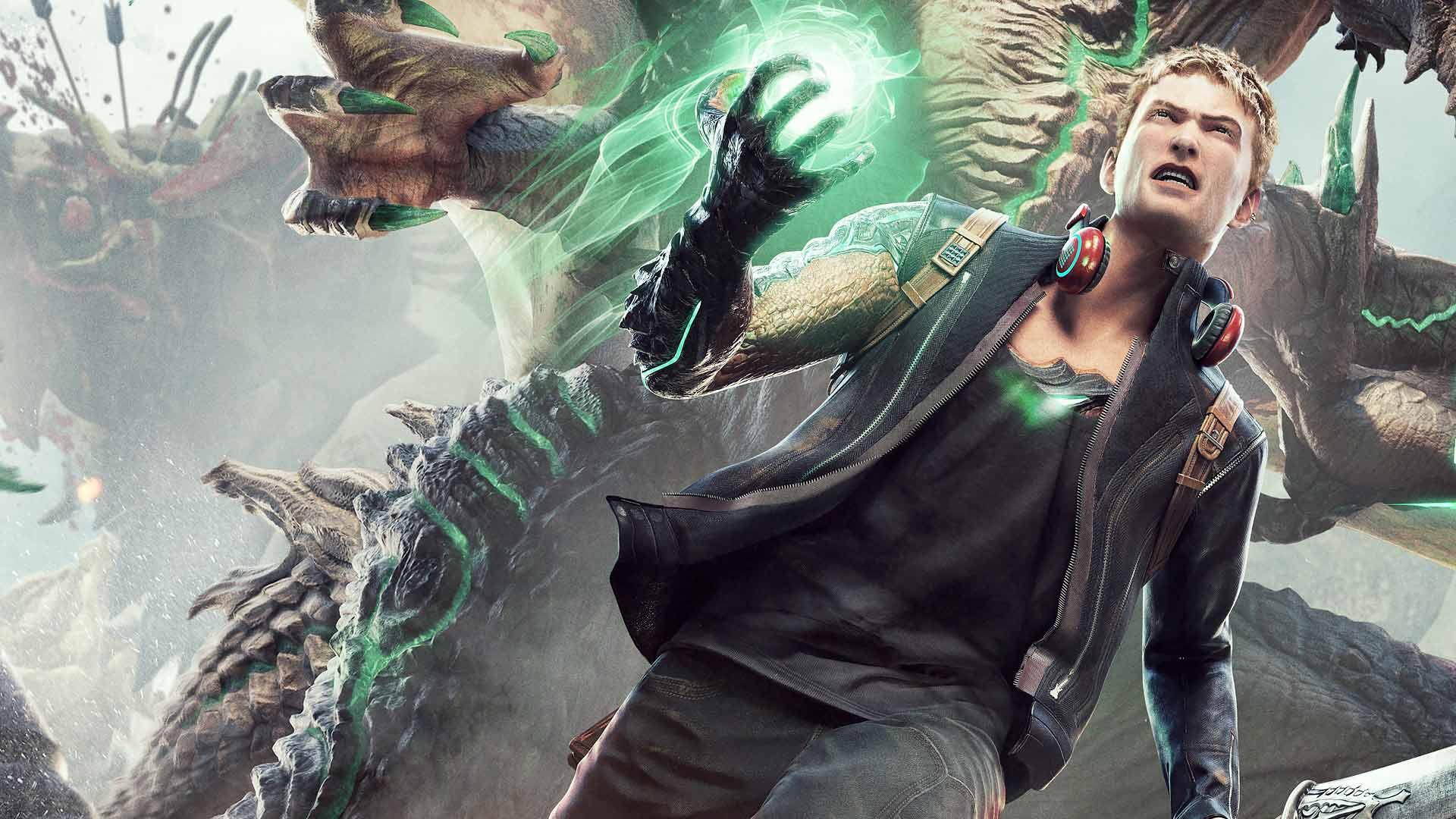 Scalebound отменили из-за творческих разногласий