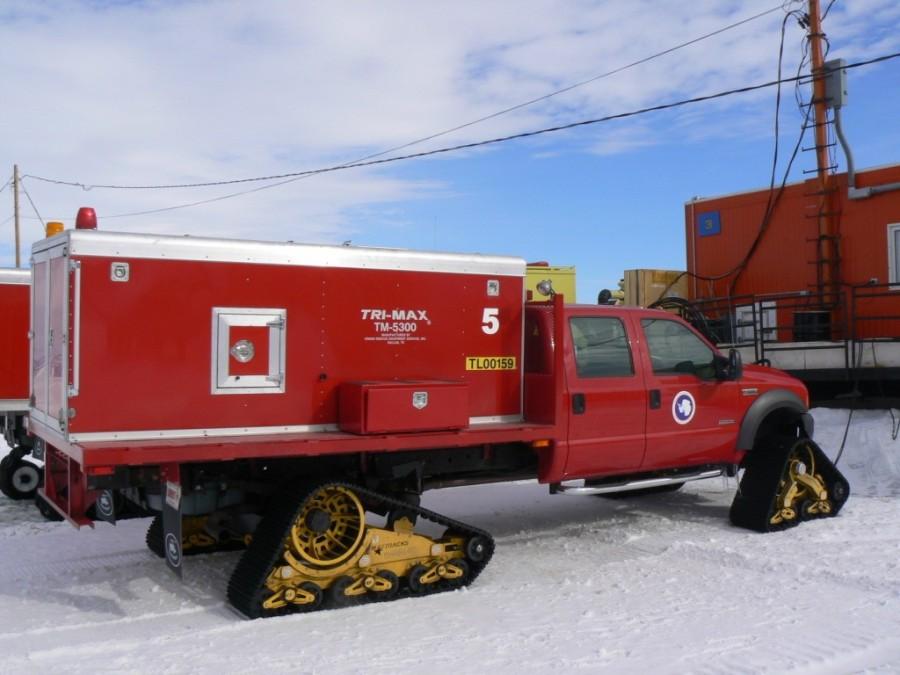 7. На Антарктиде есть пожарная команда В состав пожарной команды входят профессиональные пожарные и
