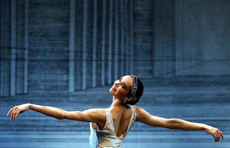 Диана Вишнева покинет Американский театр балета летом 2017-ого года