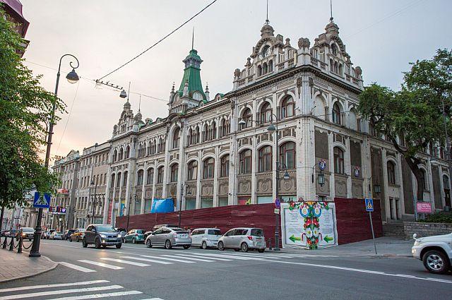 Дни Эрмитажа воВладивостоке посетит Михаил Пиотровский