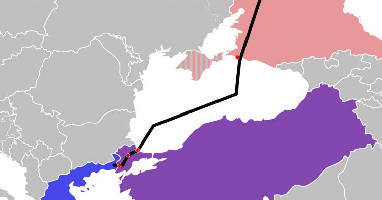 Москва иАнкара подписали соглашение огазопроводе вобход Украины— Турецкий поток