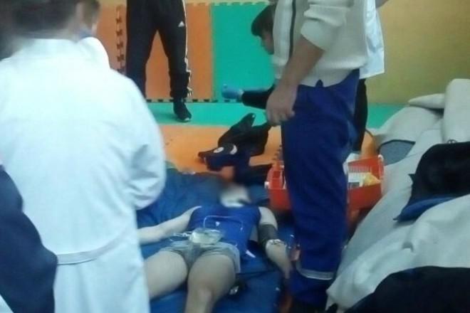 ВоВладимире набоксерском турнире умер ребенок