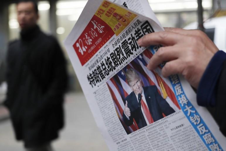Трамп: Янехочу, чтобы Китай указывал мне