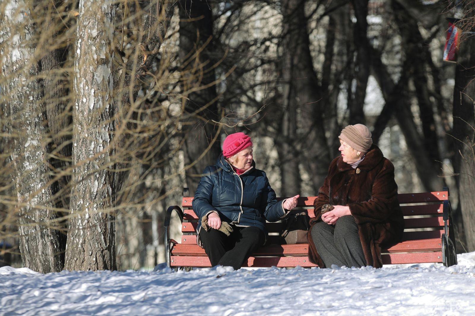 Кудрин предложил поднять пенсионный возраст до63 лет