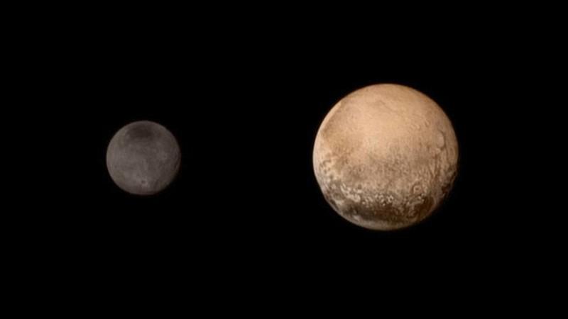 НаПлутоне может быть зарождение жизни— Учёные неисключают