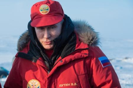 Путин проинспектирует экологическую чистку архипелага Земля Франца-Иосифа
