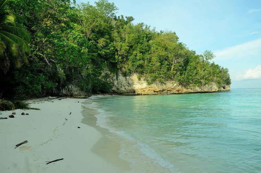 Пляж Карина