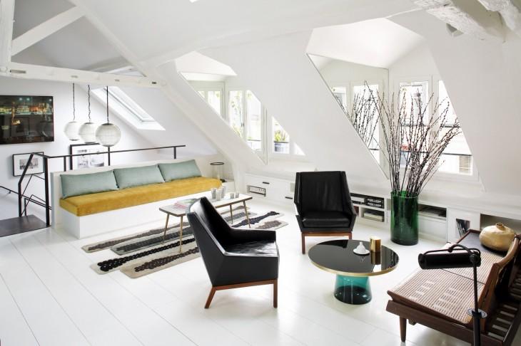Apartment in Paris By Maison Sarah Lavoine (15 pics)