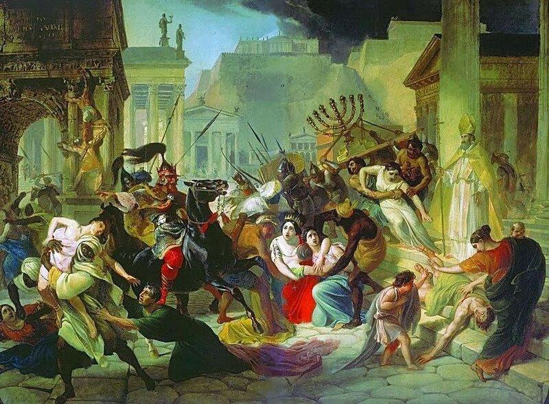 1 briullov  Genseric_sacking_Rome_455.jpg