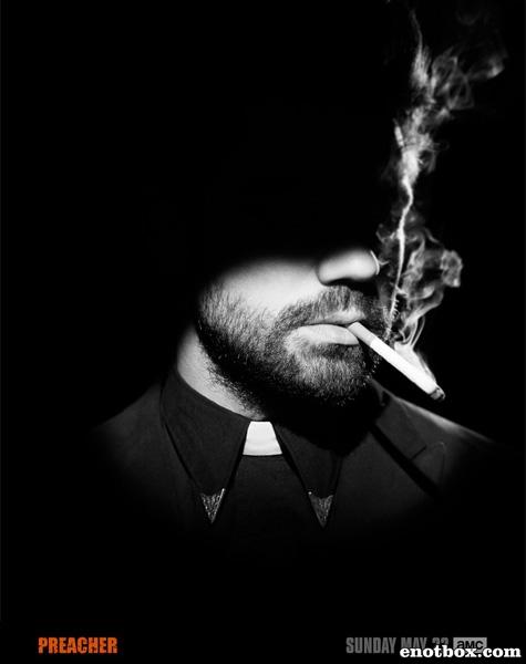 Проповедник / Пастырь (1-2 сезон: 1-23 серии из 23) / Preacher / 2016-2017 / ПМ (LostFilm) / WEB-DLRip / BDRip + BDRip (720p) + (1080p)