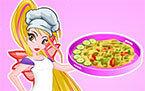 Флора Винкс Готовит Пиццу (Winx Flora Pizzas)