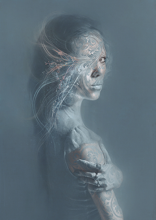 Creepy Artworks by Leslie Ann O'Dell