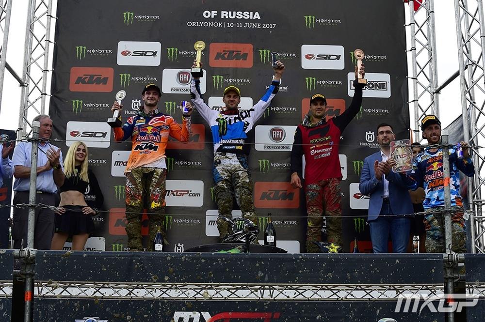 MXGP 2017, этап 10 - Гран При России (результаты, видео, фото)