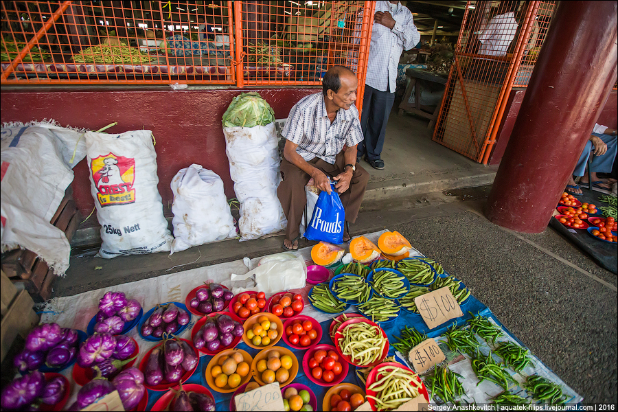 Рынок на Фиджи
