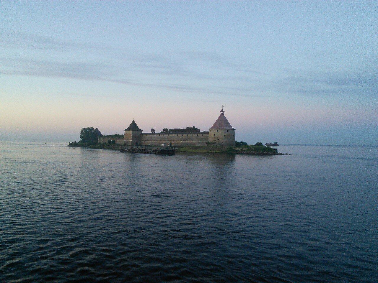 Крепость Шлиссельбург (Орешек). Дополнение.