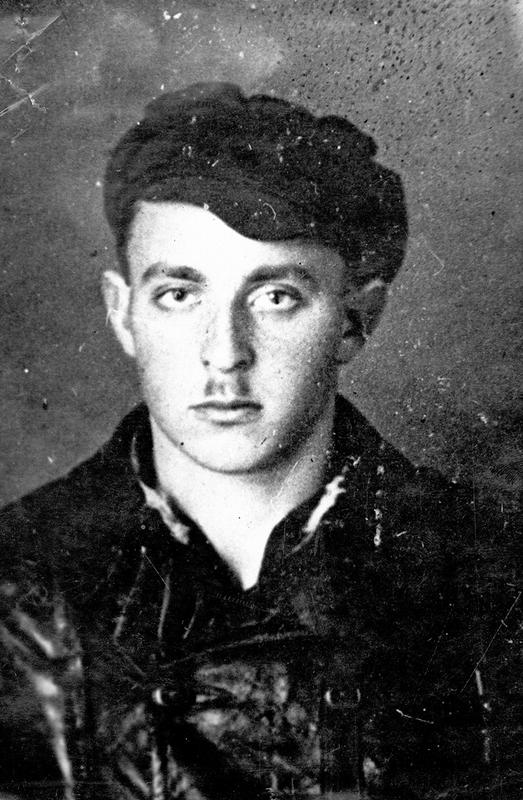 Эрнест Фрицевич Аппога. Военный комиссар Чердыни. 1918 г.
