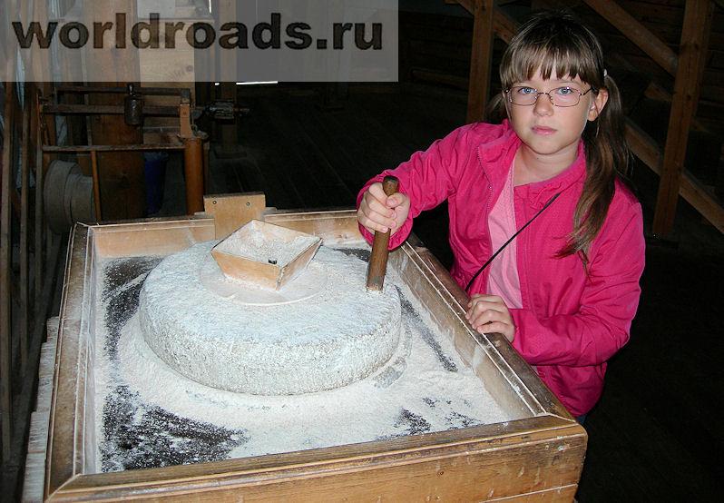 Музей хлеба и вина Архипо-Осиповка