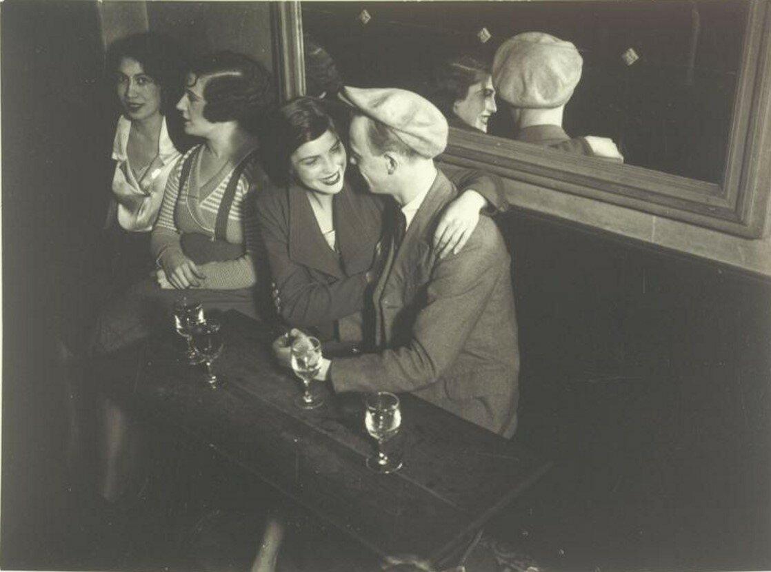 1932. Танцевальный зал «Четыре сезона», Рю де Лапп (полная версия)