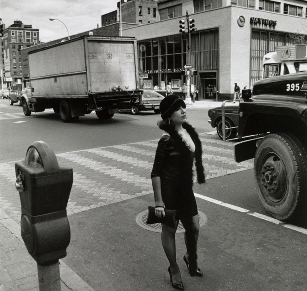 1981. Нью-Йорк