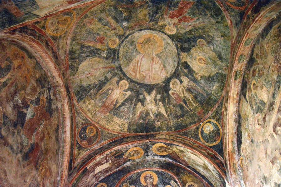Церковь Святой Софии, Мистра
