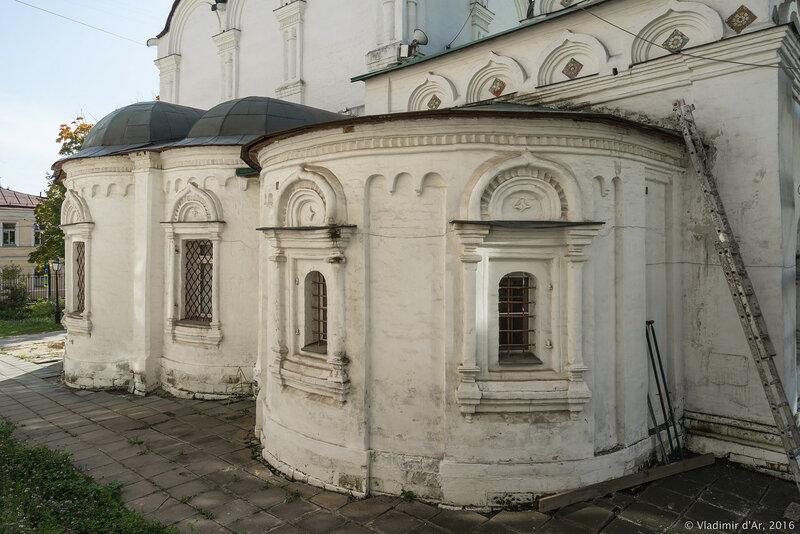 Храм святого равноапостольного князя Владимира в Старых Садех