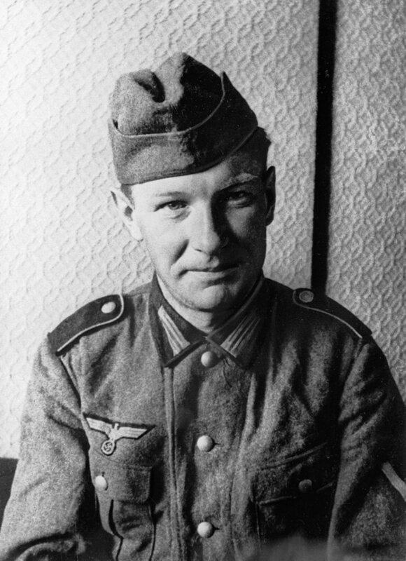«Красная звезда», 27 июня 1941 года, пленные немцы, немецкие военнопленные, немцы в плену, немцы в советском плену, немецкий солдат