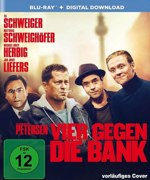 Четверо против банка / Vier gegen die Bank (2016/BDRip/HDRip)