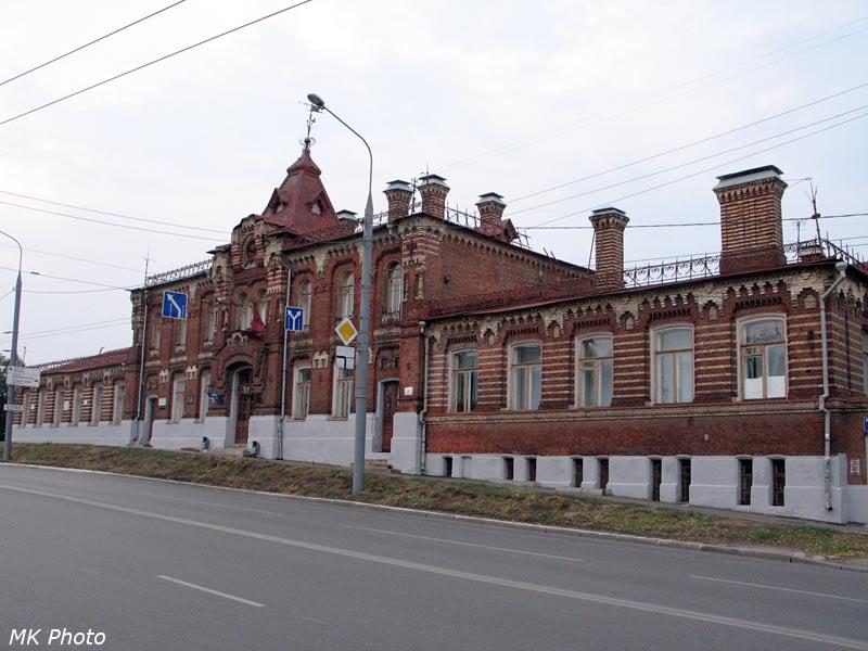 На Большой Московской