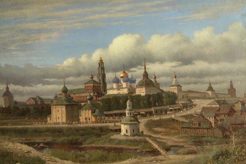 1860с Свято-Троицкая Сергиева лавра1.jpg