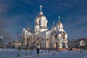 Свято-Ильинский кафедральный собор.