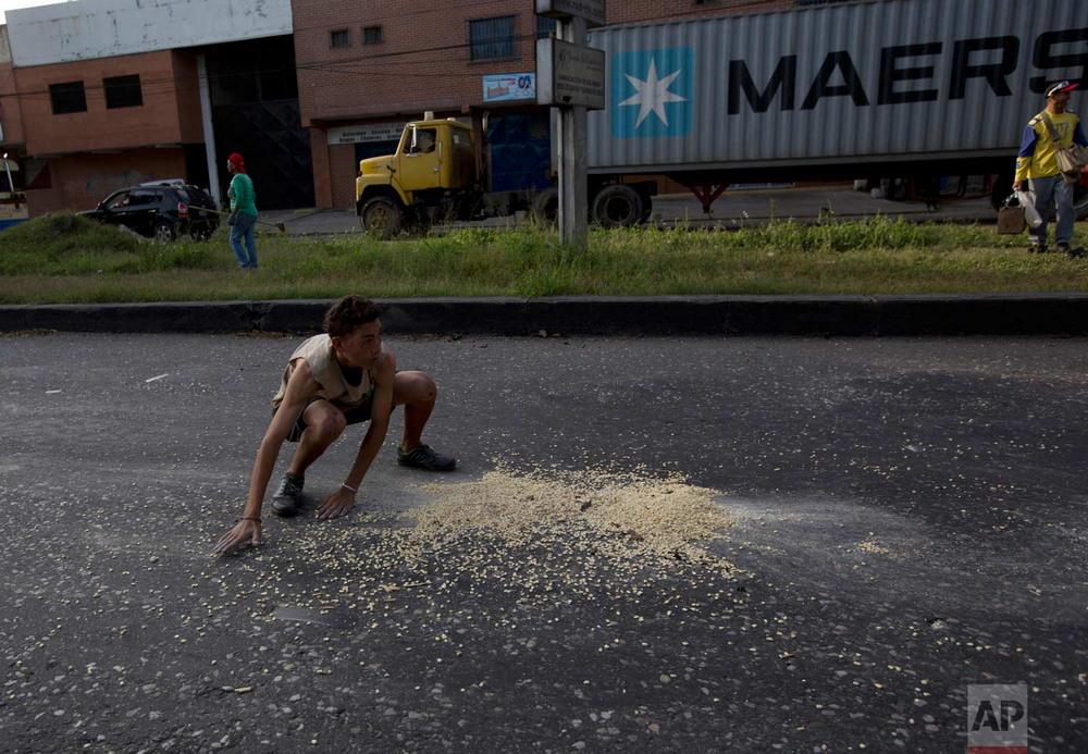 Интересные снимки из Латинской Америки