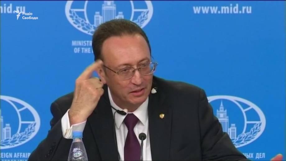 Российский дипломат дает пощечину Британии относительно «русофобии» (видео)