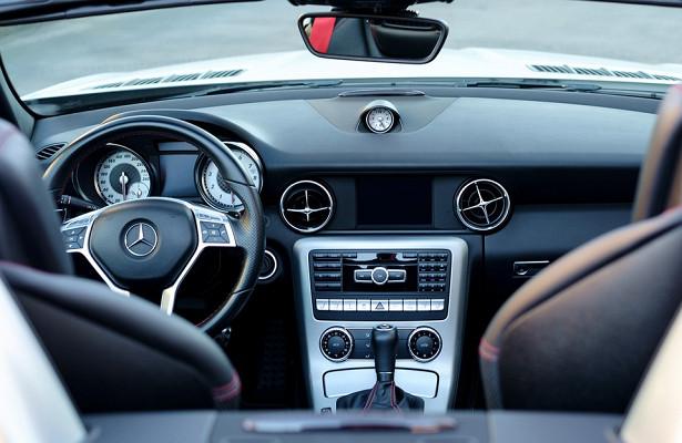 В России более 14-ти тысяч автомобилей Mercedes-Benz будут отозваны