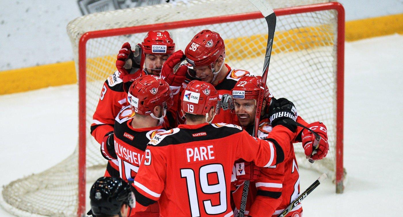 «Автомобилист» победил «Югру» впервом матче дебютного кубка «УГМК»