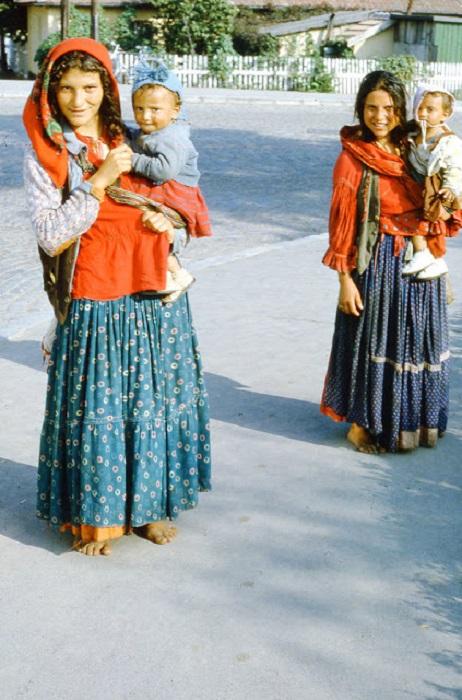 быт народ нравы традиции и обычаи цыгане