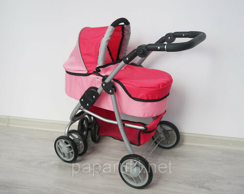 коляска для кукол Melobo 9662m