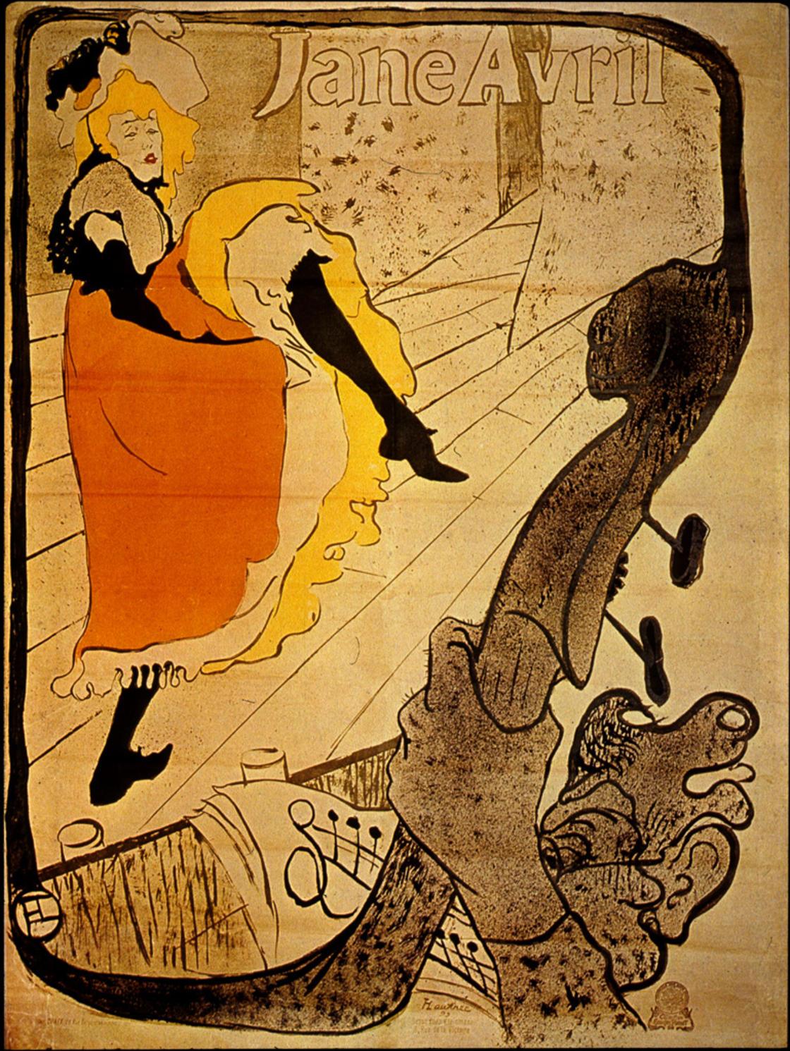 Henri de Toulouse-Lautrec - 1893