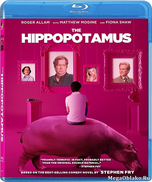 Гиппопотам / The Hippopotamus (2017/BDRip/HDRip)