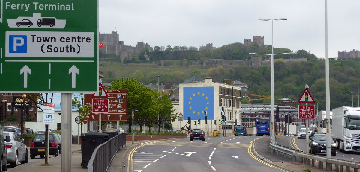 Streets: Banksy (Dover)