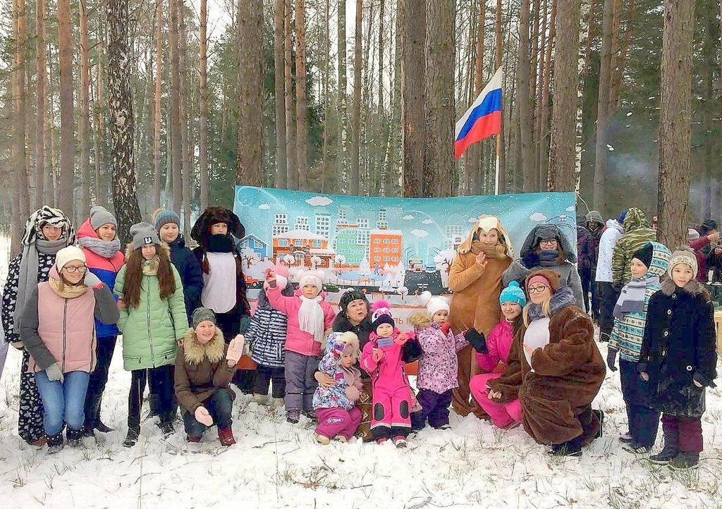 """Зимние сборы на """"Максимке"""""""