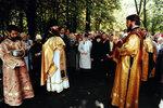 Спас Нерукотворный -  престольный праздник малого собора.