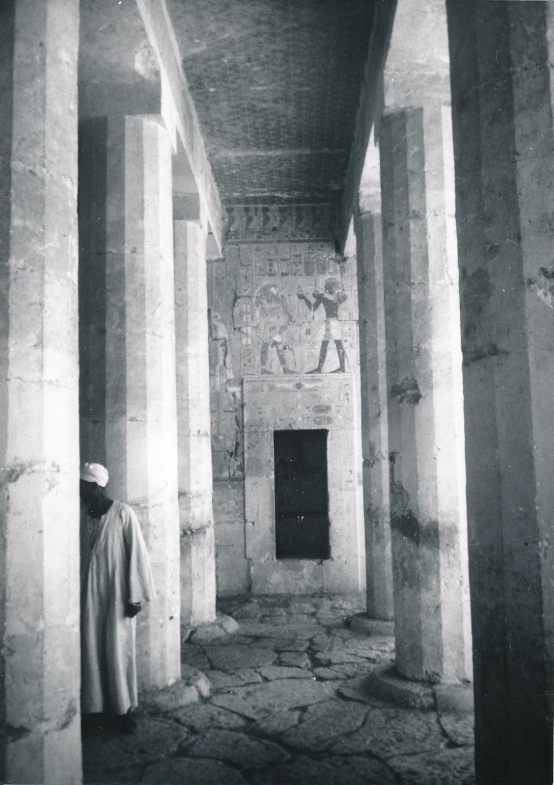 Дейр эль-Бахри. Храм Хатшепсут